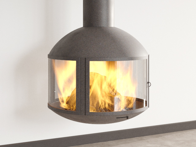 Agorafocus 850 Fireplace 3