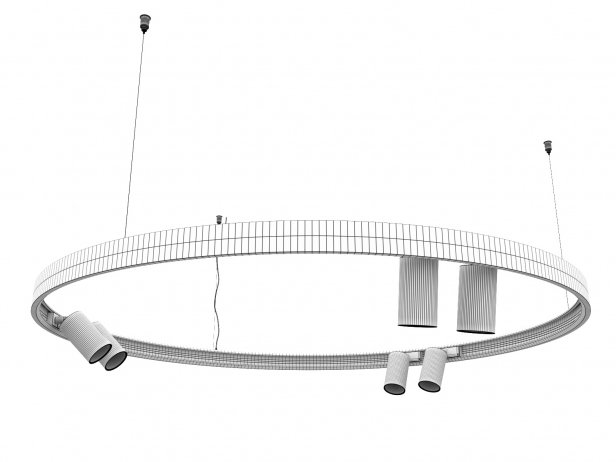Superloop HC MDL Pendant Lamp 6