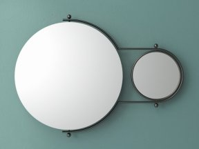 Orbit Wall Mirror