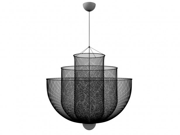 Meshmatics Chandelier 7