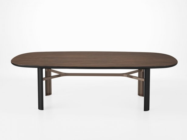 Dan Oval Dining Table 2