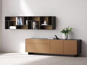 Loop C Sideboard and Shelf