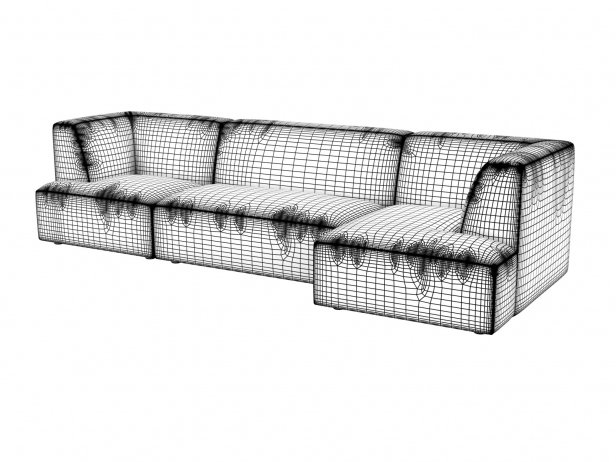 Concept 1010 Corner Sofa 5