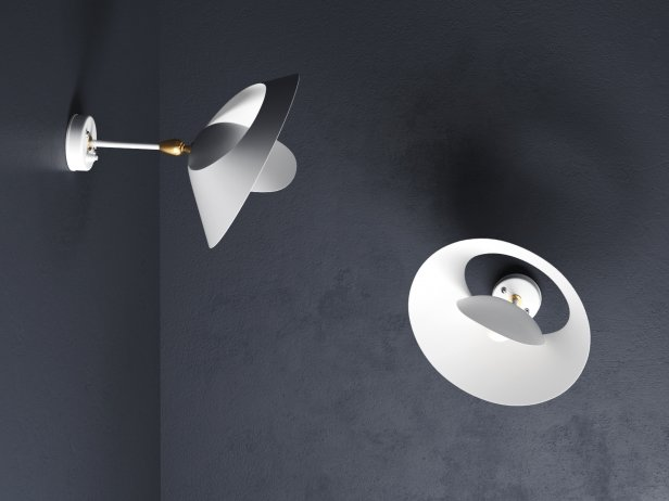 Saturne Sconce Wall Lamp 2