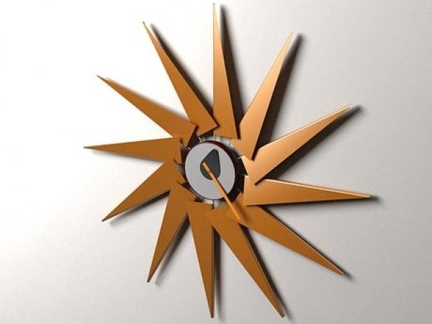 Turbine Clock 2