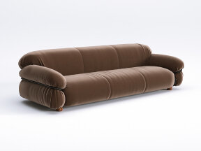 Frattini Sesann 3-Seater Sofa