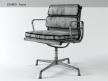 Eames soft pad side chair 11