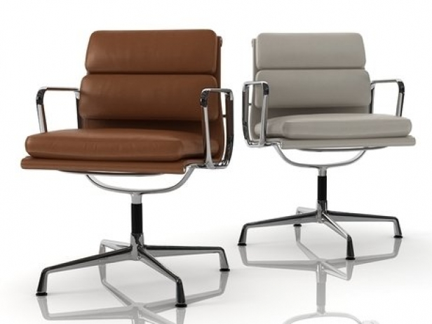 Eames soft pad side chair 2