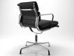 Eames soft pad side chair 8