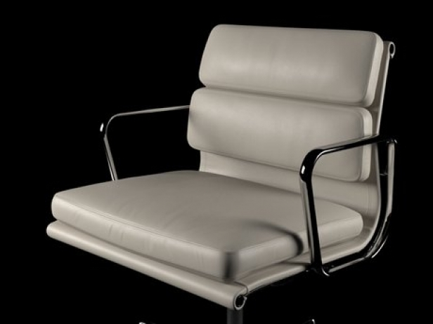 Eames soft pad side chair 10