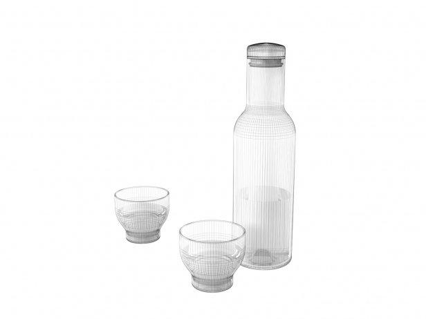 Bottle Carafe 4