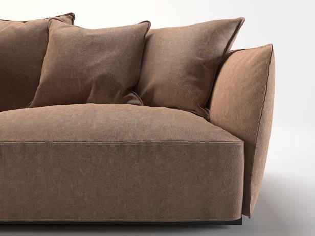 Blow 2-Seater Sofa 3