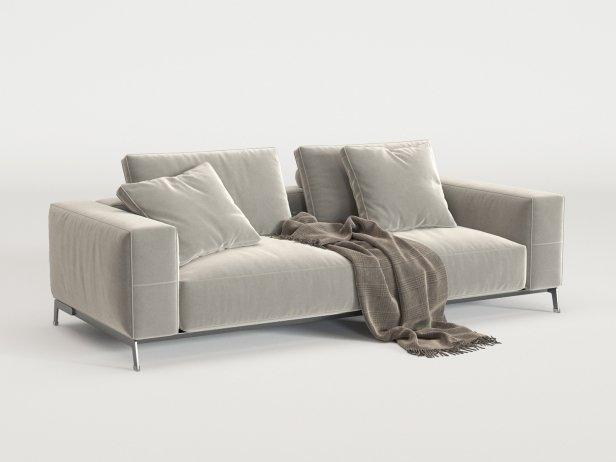 Ettore 2-Seater Sofa 3