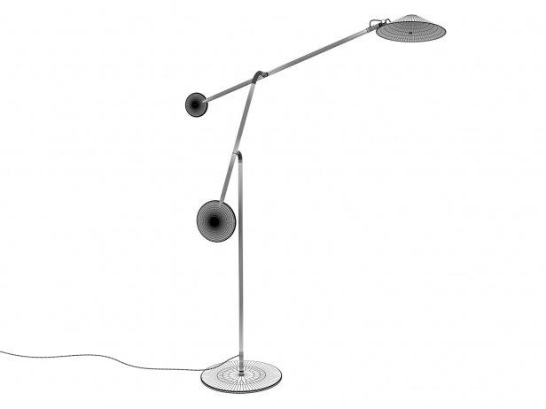 Cinétique Floor Lamp 4