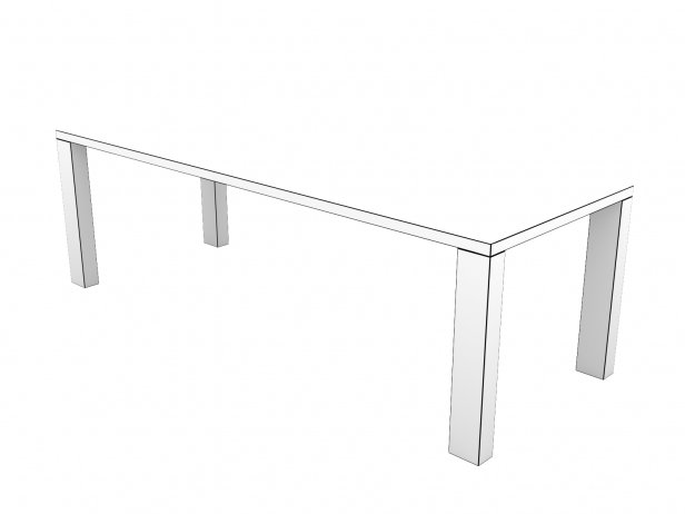 DS-777 Dining Table Composite 15