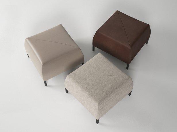Riga Armchair & Footstool 4