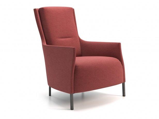 Riga Armchair & Footstool 5