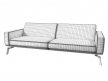 DS-87 3-Seater Sofa 4