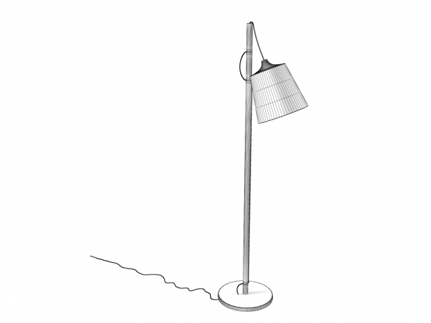 Pull Floor Lamp 3