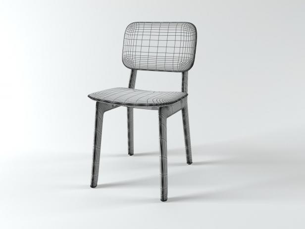 Felt Chair 5