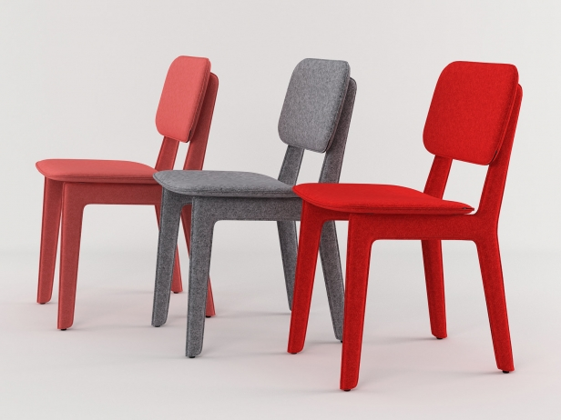 Felt Chair 4