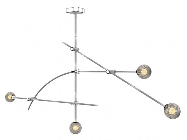 Tempo 6 Pendant Lamp 5
