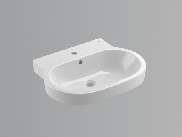 Eurocosmo Countertop Basin 60 Set 4