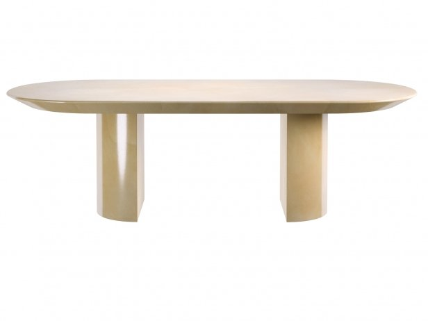 Knife Edge Dining Table 3