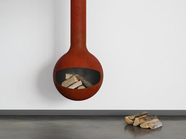 Bathyscafocus Suspended Fireplace 4