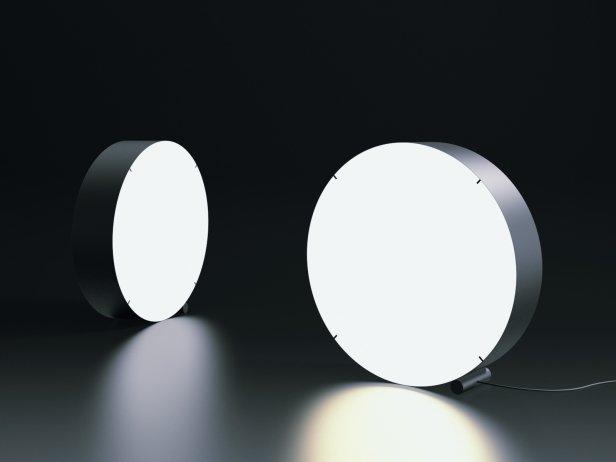 Round Floor Lamp 1