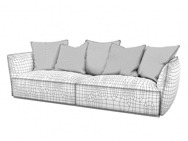 Blow 2-Seater Sofa 7