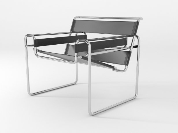 Wassily Chair 3