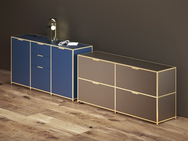 dita sideboards 3d modell ligne roset. Black Bedroom Furniture Sets. Home Design Ideas