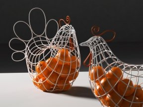 Fantastico Domestico Hen Basket