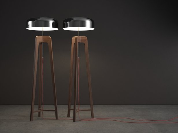 Pileo Floor Lamp 1