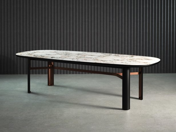 Dan Oval Dining Table 8