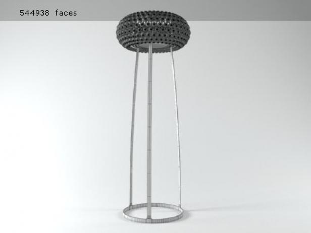 Caboche floor lamp 16