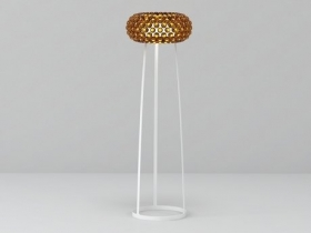 Caboche floor lamp