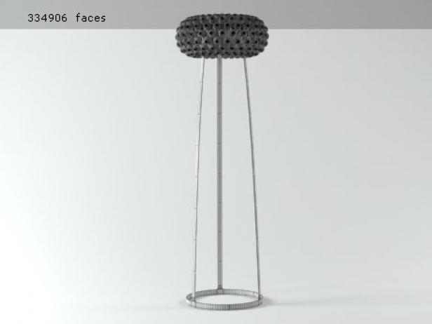 Caboche floor lamp 15