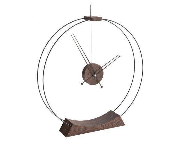 Double Rings Desk Clock 1