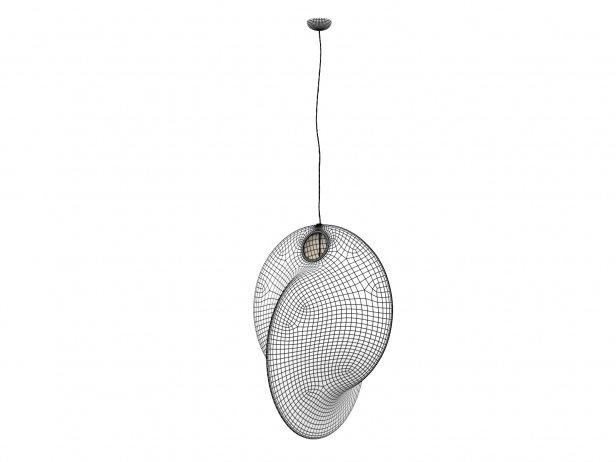 Overlap Suspension Lamp 2