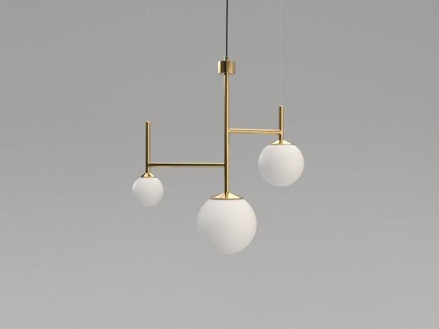 Moon Suspension L Lamp 3