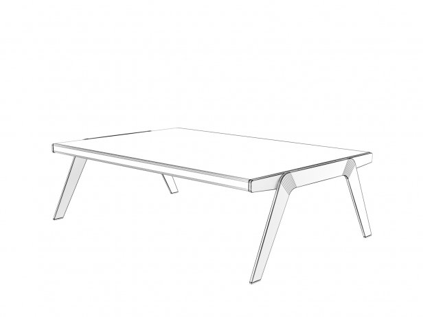 DS-60/91 Coffee Table 3