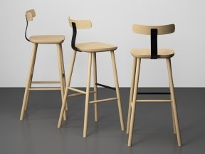 T3 Bar Stool High