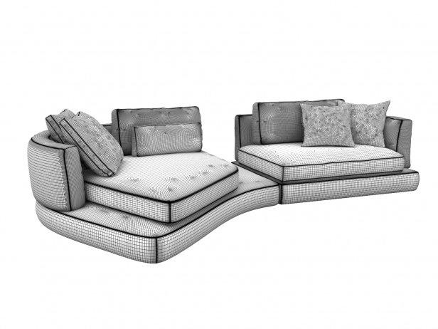 Arabesque Sofa Compo 6 5