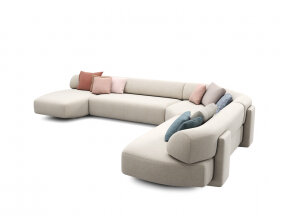 Gogan Corner Sofa Composition P3R