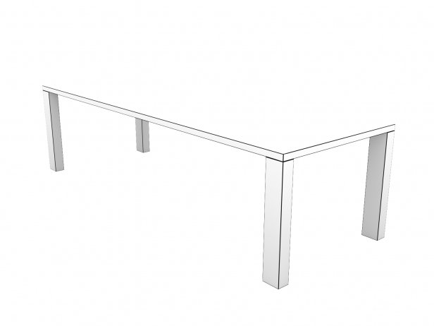 DS-777 Dining Table Composite 16