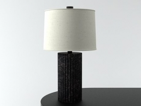 Fluted Flask Lamp ML1016