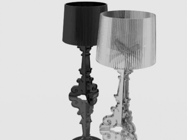 Bourgie Tafellamp Kartell : Kartell bourgie lamp heather interior designheather interior design