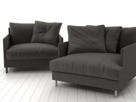 Chemise armchair